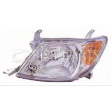 TOYOTA HI-LUX PICKUP (10/05-03/10) HEADLAMP LH