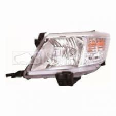 TOYOTA HI-LUX PICKUP (10/11-04/17) HEAD LIGHT LH
