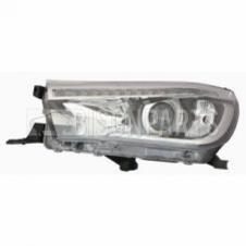 TOYOTA HI-LUX (2016 ON) HEADLIGHT LH