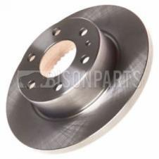 FRONT AXLE SOLID BRAKE DISC FITS RH OR LH