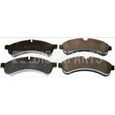 +FITS IVECO EUROCARGO BRAKE PAD SET FITS FRONT OR REAR BP106-098 1991-2015