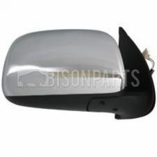 TOYOTA HI-LUX PICKUP (2005-2011) CHROME DOOR MIRROR RH