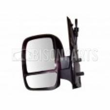 CITROEN, FIAT, PEUGEOT & TOYOTA 2007-2017 TWIN GLASS MIRROR HEAD LH