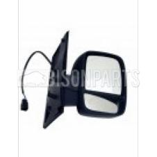 CITROEN, FIAT, PEUGEOT & TOYOTA 2007-2017 HEATED TWIN GLASS MIRROR HEAD RH