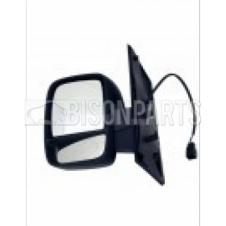 CITROEN, FIAT, PEUGEOT & TOYOTA 2007-2017 HEATED TWIN GLASS MIRROR HEAD LH