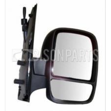 HEATED TWIN GLASS MIRROR HEAD DRIVER SIDE RH