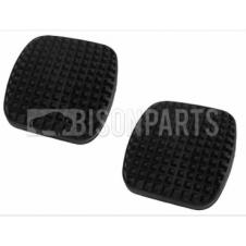 CLUTCH & BRAKE PEDAL RUBBER (PAIR)