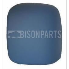 CITROEN, FIAT, PEUGEOT & TOYOTA 2007-2017 PRIMED MIRROR BACK COVER LH