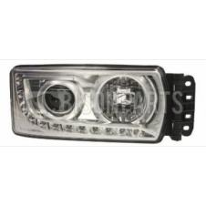 HEADLAMP WITH LED DAYTIME RUNNING LIGHT DRIVER SIDE RH