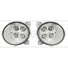FOG LAMP WITH LED DAYTIME RUNNING LIGHT RH & LH (PAIR)