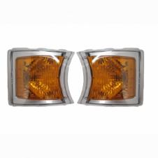 INDICATOR WITH LED OUTLINE MARKER FITS RH & LH (PAIR)