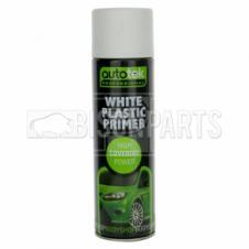 PRIMER WHITE PLASTIC 500ML (SPRAY PAINT)