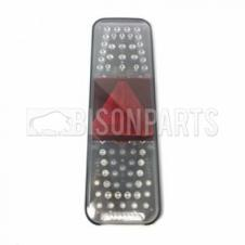 REAR VERTICAL LED COMBINATION LAMP FITS RH OR LH