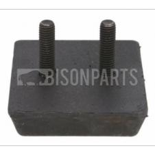 SPRING RUBBER SPACER (TWO PINS)