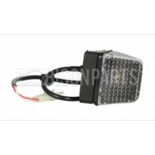 VOLVO FH & FM CLEAR SUNVISOR MARKER LAMP RH OR LH (WITH OUT BRACKET)
