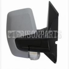 PRIMED MIRROR HEAD WITH INDICATOR DRIVER SIDE RH