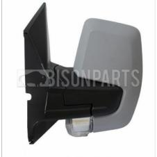 PRIMED MIRROR HEAD WITH INDICATOR PASSENGER SIDE LH