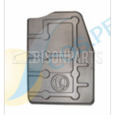 BATTERY BOX COVER (STEEL)