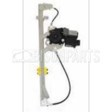 ELECTRIC WINDOW REGULATOR & MOTOR PASSENGER SIDE LH