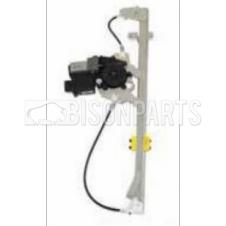ELECTRIC WINDOW REGULATOR & MOTOR DRIVER SIDE RH