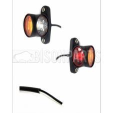END OUTLINE LED MARKER LAMP FITS RH OR LH
