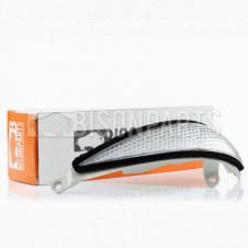 CLEAR LED MIRROR INDICATOR PASSENGER SIDE LH