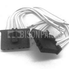 FORD TRANSIT MK6 / MK7 REAR LAMP BULB HOLDER WIRING LOOM RH/LH X2