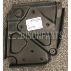 GRILLE RETAINING PLATE PASSENGER SIDE LH