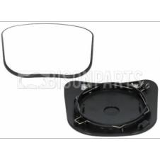 WIDE ANGLE MIRROR GLASS FITS RH OR LH