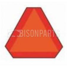 SLOW MOVING TRIANGLE SELF ADHESIVE