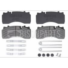 BRAKE PAD SET & FITTING KIT