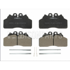 BRAKE PAD SET FITS FRONT OR REAR