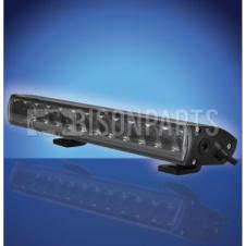 LED ULTRA SLIM SMOKED CHROME LIGHT BAR