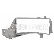 HEADLIGHT SUPPORT FRAME DRIVER SIDE RH
