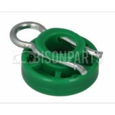 ROUND WINDOW REGULATOR SLIDER CLIP
