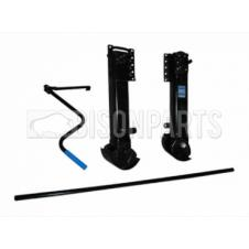 LANDING LEG SET JOST B0201 MODUL WITH ROCKING FEET