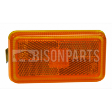 AMBER SIDE MARKER REFLECTOR FITS RH OR LH