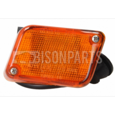 SIDE INDICATOR FLASHER LAMP LH
