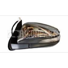 TOYOTA HI-LUX PICKUP (2016 ON) CHROME WING MIRROR LH