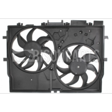 Fiat Ducato Peugeot Boxer Citroen Relay Twin Radiator Fans 2.0 2.2 2.3 3.0 (06-On)