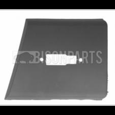CITROEN JUMPER; FIAT DUCATO; PEUGEOT BOXER (04.06-08.14) SIDE GARNISH STRIP SECOND PART LH