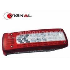 REAR LED LC10 COMBINATION LAMP PASSENGER SIDE LH