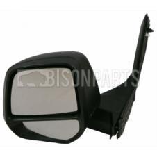 TWIN GLASS MIRROR HEAD PASSENGER SIDE LH