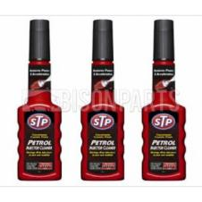 PETROL FUEL INJECTOR CLEANER 200ML X3