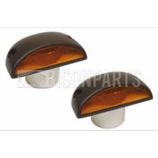 STEP SURROUND SIDE REPEATER LAMPS FITS RH & LH (PAIR)