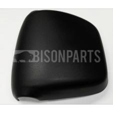 WIDE ANGLE MIRROR BACK COVER PASSENGER SIDE LH