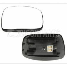 WIDE ANGLE HEATED MIRROR GLASS PASSENGER SIDE LH