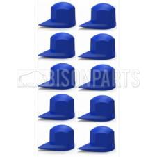 33MM DUSTITE WHEEL NUT COVERS BLUE (PKT 10)