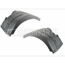 CAB FRONT DROPWING MUDGUARDS RH & LH (PAIR)