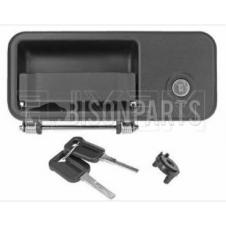 OUTER DOOR HANDLE ASSEMBLY PASSENGER SIDE LH